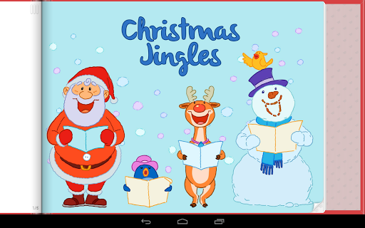 Christmas Sound Book for Kids