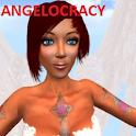 Angelocracy News and Politics logo