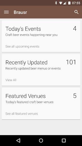 Brausr - Philly Beer App