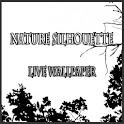 Nature silhouette wallpaper icon