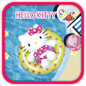 Hello Kitty ByThePool Theme icon