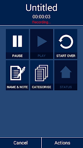 d2u: Recorder & Transcription screenshot 2