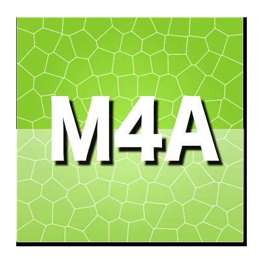 在线转换 M4A 生產應用 App LOGO-APP試玩