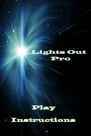 Lights Out Pro