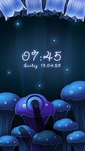Flury GO Locker Theme - screenshot thumbnail