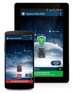 Steganos Online Shield VPN - screenshot thumbnail