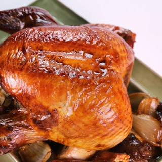 Apple Bourbon Turkey