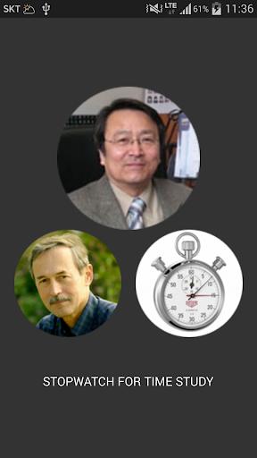 Time Study - Stopwatch