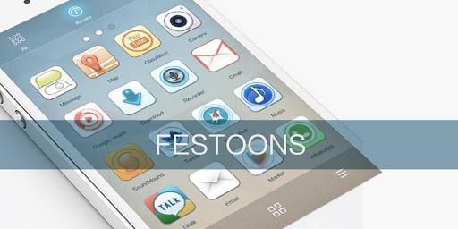 Festoon GO Launcher Theme