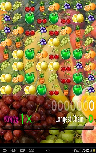 水果宝石匹配