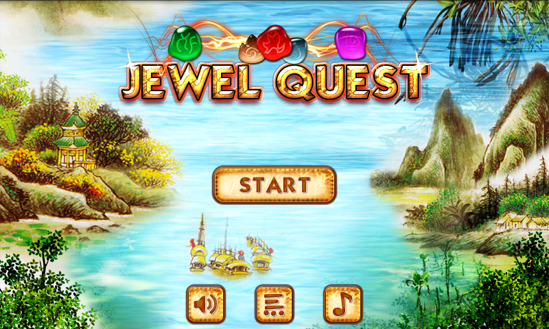 Jewel Quest- screenshot