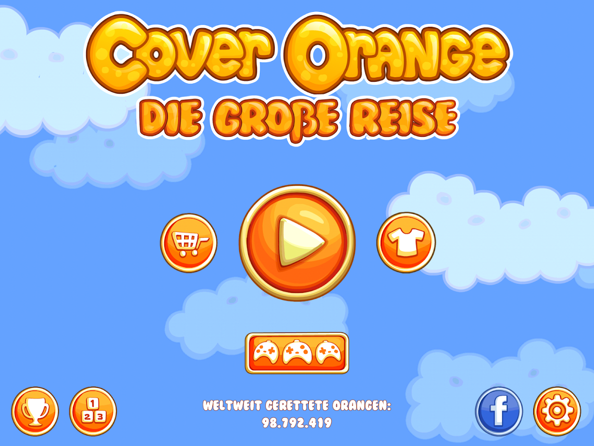 Cover Orange: Die Große Reise – Screenshot
