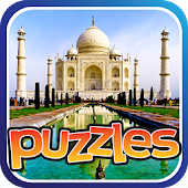 7 Wonders Of The World Puzzles