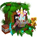 Tropical Craft 2: Jungle Mine 1.0.8 icon