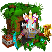 Tropical Craft 2 Jungle Mine APK for Bluestacks
