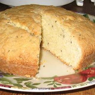 English Caraway Cake