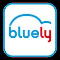 Bluely icon