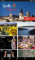Screenshot of Spello Turismo