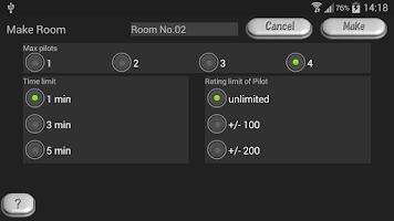 Screenshot of Indoor Heli Fight 3D Free