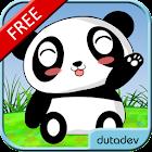 Panda Pet Live Wallpaper Free icon