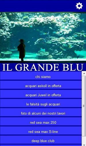 Il grande blu