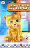Screenshot of Talking Ginger