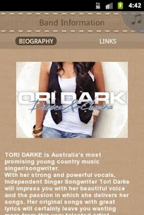 Tori Darke - screenshot thumbnail