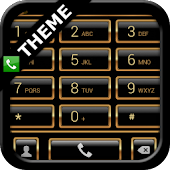 exDialer Gold Theme