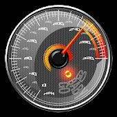 Topspeed Lcd Speedometer
