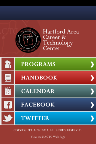 Hartford Technology Center 2.0
