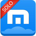 Maxthon-themed Launcher icon