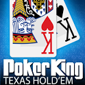 Poker KinG Blue-Texas Holdem icon