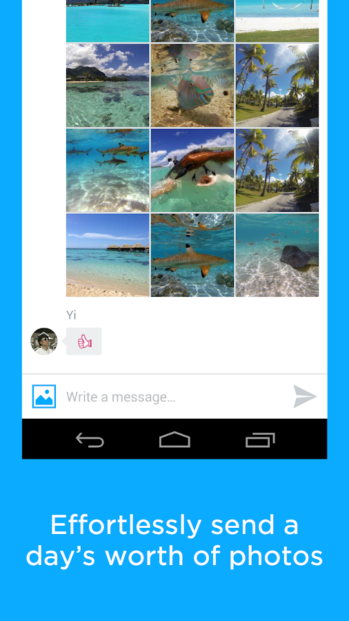Carousel - Dropbox Photos - screenshot