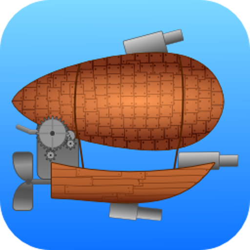 Zeppelin Survival 街機 App LOGO-硬是要APP