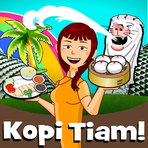 Kopi Tiam - Cooking Asia! APK Cracked Download
