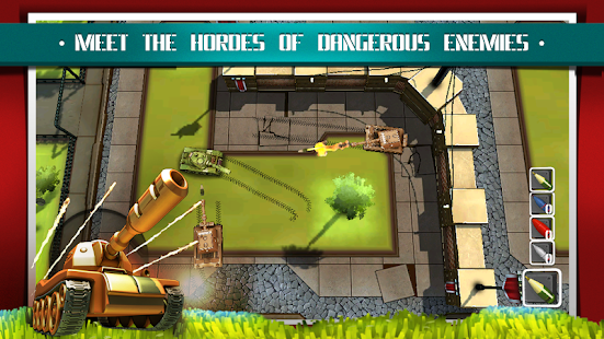 Battle Tanks 3D: Armageddon - screenshot thumbnail