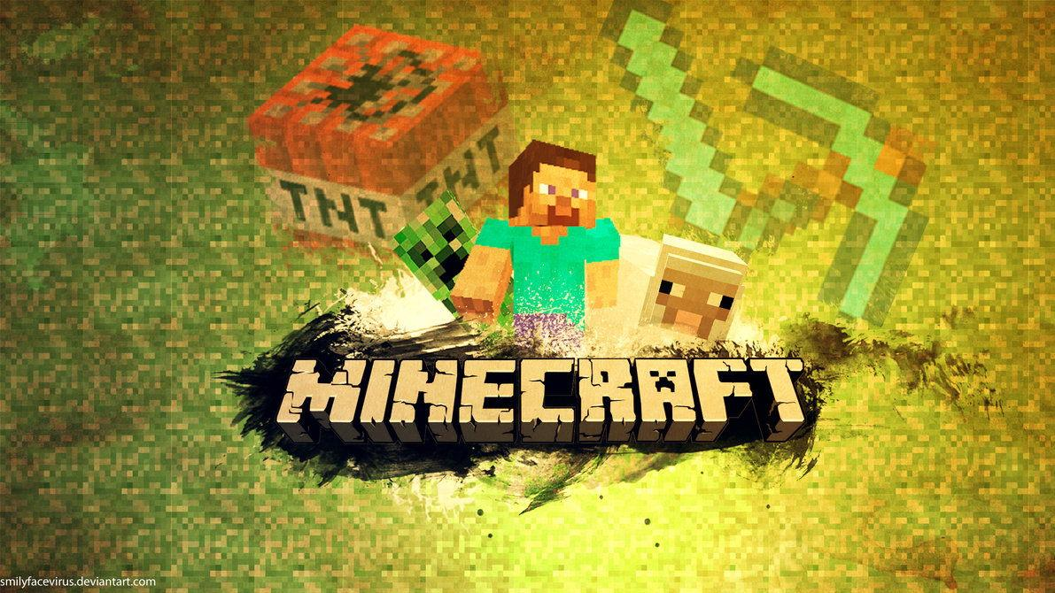 HD Minecraft Wallpaper + - screenshot