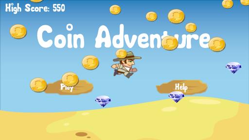Coin Adventure