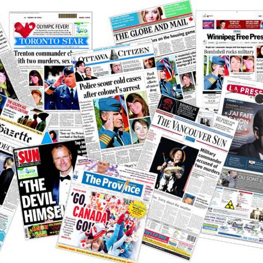 加拿大报纸和新闻 LOGO-APP點子