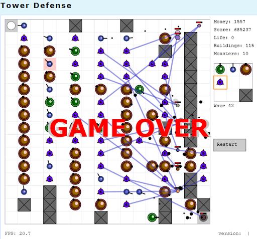 Tower Defense Monster