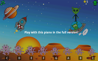 Screenshot of Kids Fun Animal Piano Free