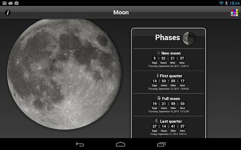 Moon Phase- screenshot thumbnail