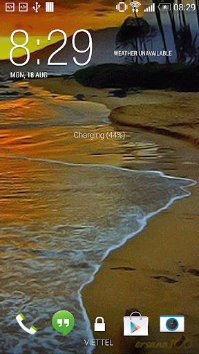個人化必備APP下載|Sunset Live Wallpaper 好玩app不花錢|綠色工廠好玩App