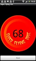 Screenshot of Super Flying Disc