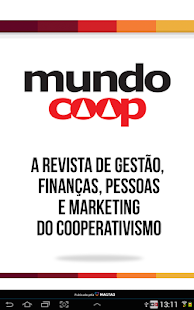 Revista MundoCoop- screenshot thumbnail