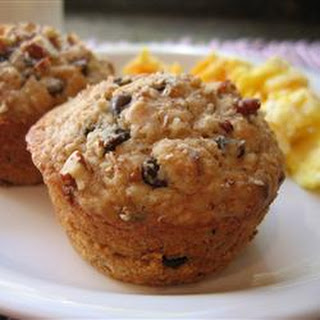 Oatmeal Chocolate Chip Muffins Recipe