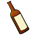 Drink cider icon
