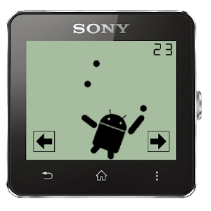 Ball Game for Smartwatch 2 for PC and MAC