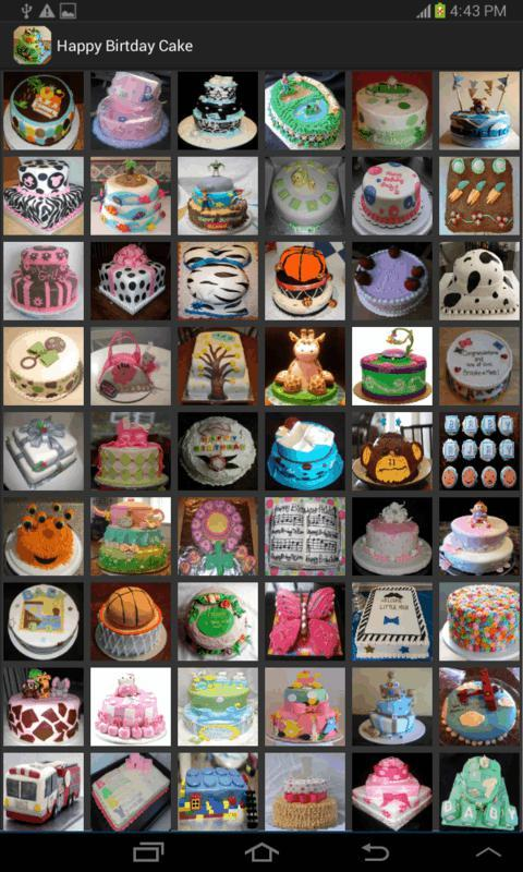 Cute halloween decorations for kids - Happy Birthday Cake Designs Android Apps On Google Play