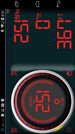 Gps Speedometer 1.3.2 screenshot 378908